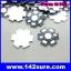 SIK001: Heat Sink Aluminum ระบายความร้อน หลอดไฟ LED DIY High Power 1W 3W 5W (จำนวน10ชิ้น) thumbnail 1