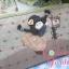 กระเป๋าเงิน ยาว ใส่บัตรได้ 6 บัตร ผ้าญี่ปุ่นผสมผ้าไทย ควิลล์มือ แต่ง แอพพลิเค่ รูปตุ๊กตาน่ารัก(สินค้าฝากขาย) thumbnail 2