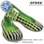 W6 (23 cm.) : Crocs Kadee MONDO Chevron Flat - Volt Green ของแท้ Outlet ไทยและอเมริกา thumbnail 1
