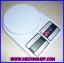 เครื่องชั่ง ราคาถูก เครื่องชั่งดิจิตอล ตาชั่งดิจิตอล เครื่องชั่งอาหาร 5000g ความละเอียด1g Digital FOOD BOWL SCALE New 5KG/1G thumbnail 1