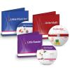 โปรแกรมเสริมสร้างพัฒนาการเด็ก Little Reader Basic + Little Math Basic + Little Musician Basic ชุดสุดคุ้ม 1 (ส่งฟรี EMS)