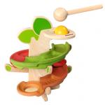 ของเล่นไม้ ของเล่นเด็ก ของเล่นเสริมพัฒนาการ Click Clack Tree ตักตอกต้นไม้ (ส่งฟรี)