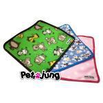 PJ-BLA001 PetsJunG - Fleece Blankets ผ้าห่มสำลี (คละลาย)