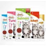 Jinny ขนมแมว 5 รส