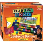 ของเล่นเด็ก ของเล่นเสริมพัฒนาการ Reading Rods Sentence Building Kit (ส่งฟรี)
