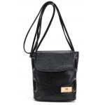 MaoMao Shoulder Bag_Black