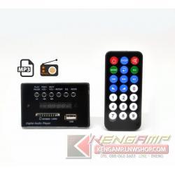 โมดูล MP3 FM Player รุ่นใหญ่
