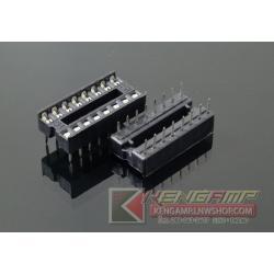 Socket DIP16 (10Pcs)