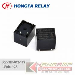 HONGFA JQC-3FF-012-1ZS (12V 10A)