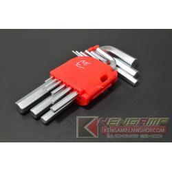 RAINO No.711 9PC Hex key set