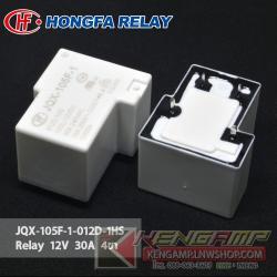 HONGFA JQX-105F-1-012D-1HS (12V/30A)