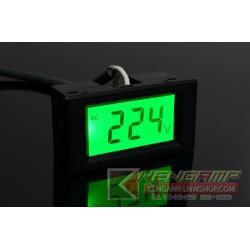 LCD Digital Panel Meter 80-500Vac D69-120