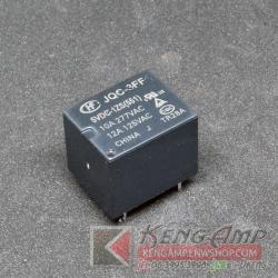HongFA Relay 5V 10A 5ขา HF-JQC-3FF-5Vdc
