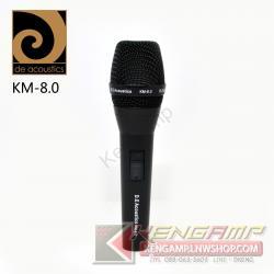 de acoustics KM-8.0
