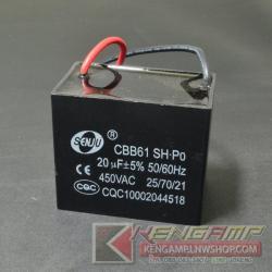20uF450V CBB61 SENJU