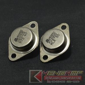 MJ2955 + 2N3055 MOSPEC(15A, 60V TO-3)