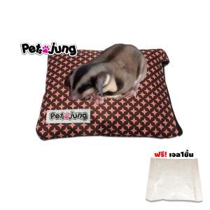 PetsJunG - Cooling pad set ที่นอนเก็บความเย็น (Size S.)