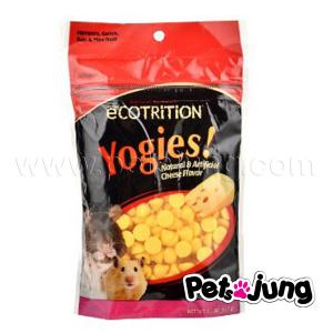 Yogies - Yogurt drops Cheese Flavor โยเกิร์ตดรอป รสชีส (14g./3.5oz.)