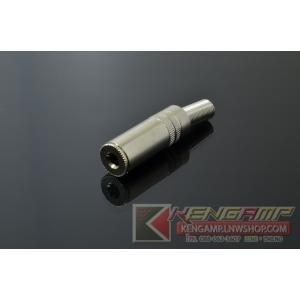 Jack TRS 3.5mm Silver