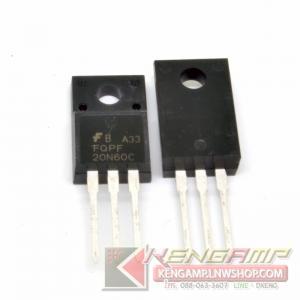 FQPF20N60 FAIRCHILD (600V, 20A, 370mR)