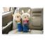 พร้อมส่ง :: ตุ๊กตาหุ้มเบลท์ กระต่าย ขายเป็นคู่ thumbnail 3