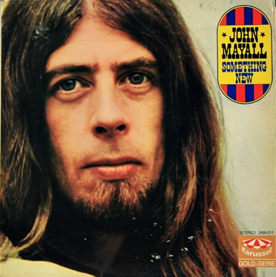 John Mayall - Something New 1Lp