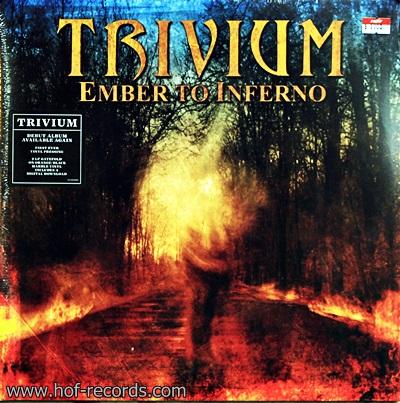 Trivium - Ember To Inferno 2Lp N.