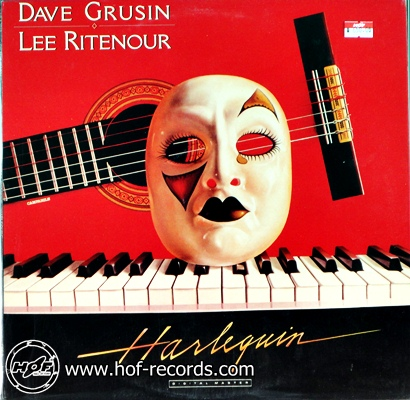 Dave Grusin - Lee Ritenour harleguin 1lp