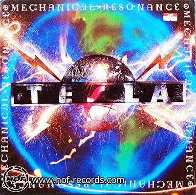 Tesla - Mechanical Resonance 1 Lp
