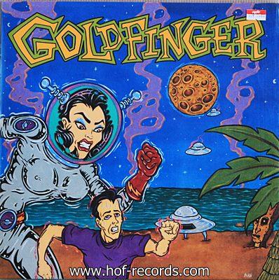 Goldfinger - Goldfinger 1lp N.