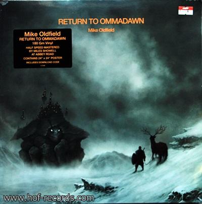 Mike Oldfield - Return To Ommadawn 1Lp N.