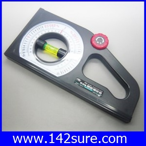 MSD022: เครื่องวัดองศาอนาล็อก วัดองศาอนาล็อก วัดองศาแบบเข็ม 130องศา Multi function Slope measuring instrument protractor angle level