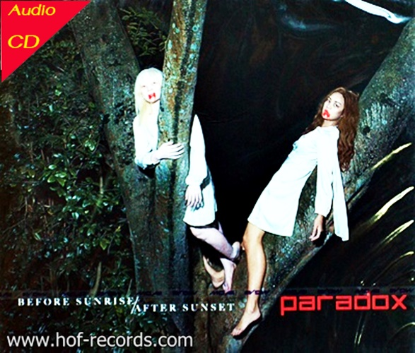 CD Paradox - Before Sunrise After Sunset 1cd N.