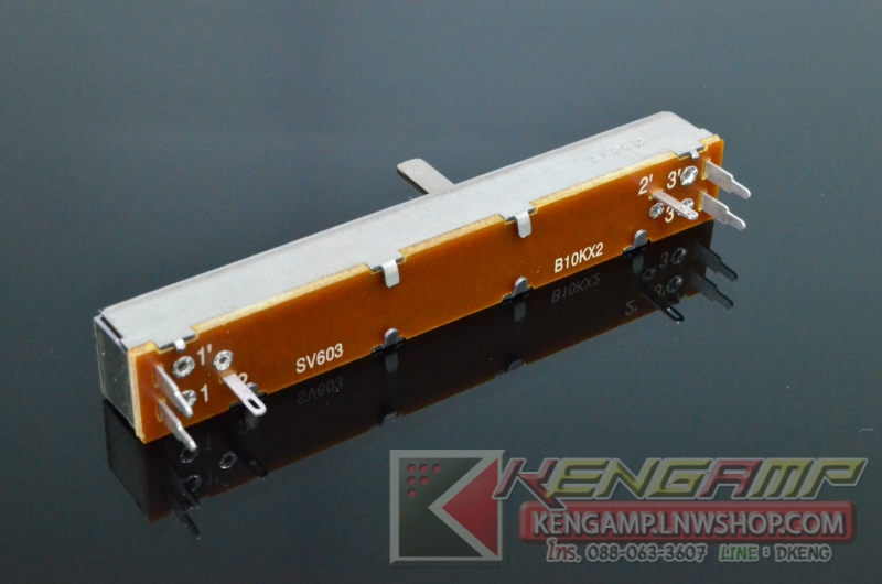 Mixer Fader B10Kx2 รุ่น RA6030