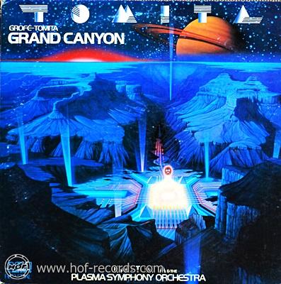Tomita - Grand Canyon 1982 1lp