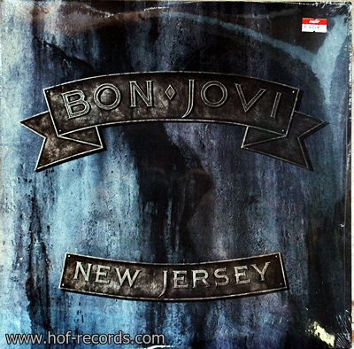 Bon Jovi - New Jersey 2Lp N.