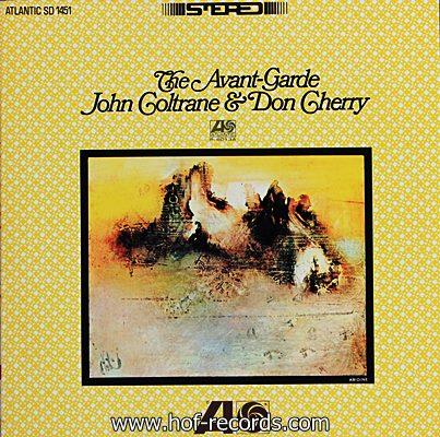 John Coltrane & Don Cherry - The Avant-Grande 1lp