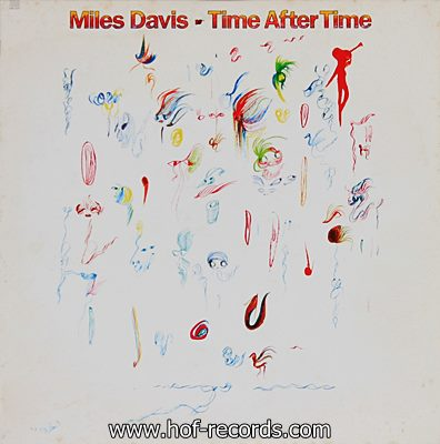 Miles Davis - Time After Time 1lp