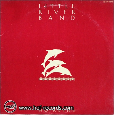 Little River Band - No Reins 1986 1lp
