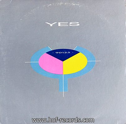Yes - 90125 1983 1lp