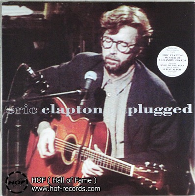 Eric Clapton - Unplugged 2lp new