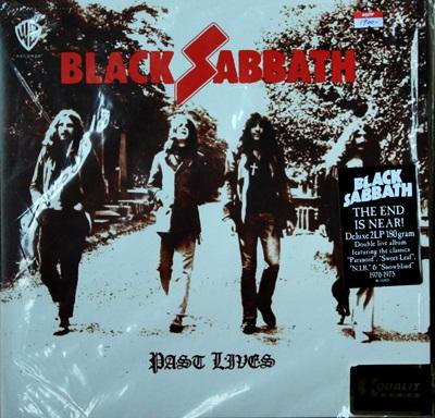 Black Sabbaht - Past Lives 2Lp N.