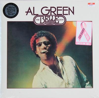 AL GREEN - THE BELLE ALBUM 1LP N.