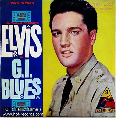 Elvis- G.I. Blues