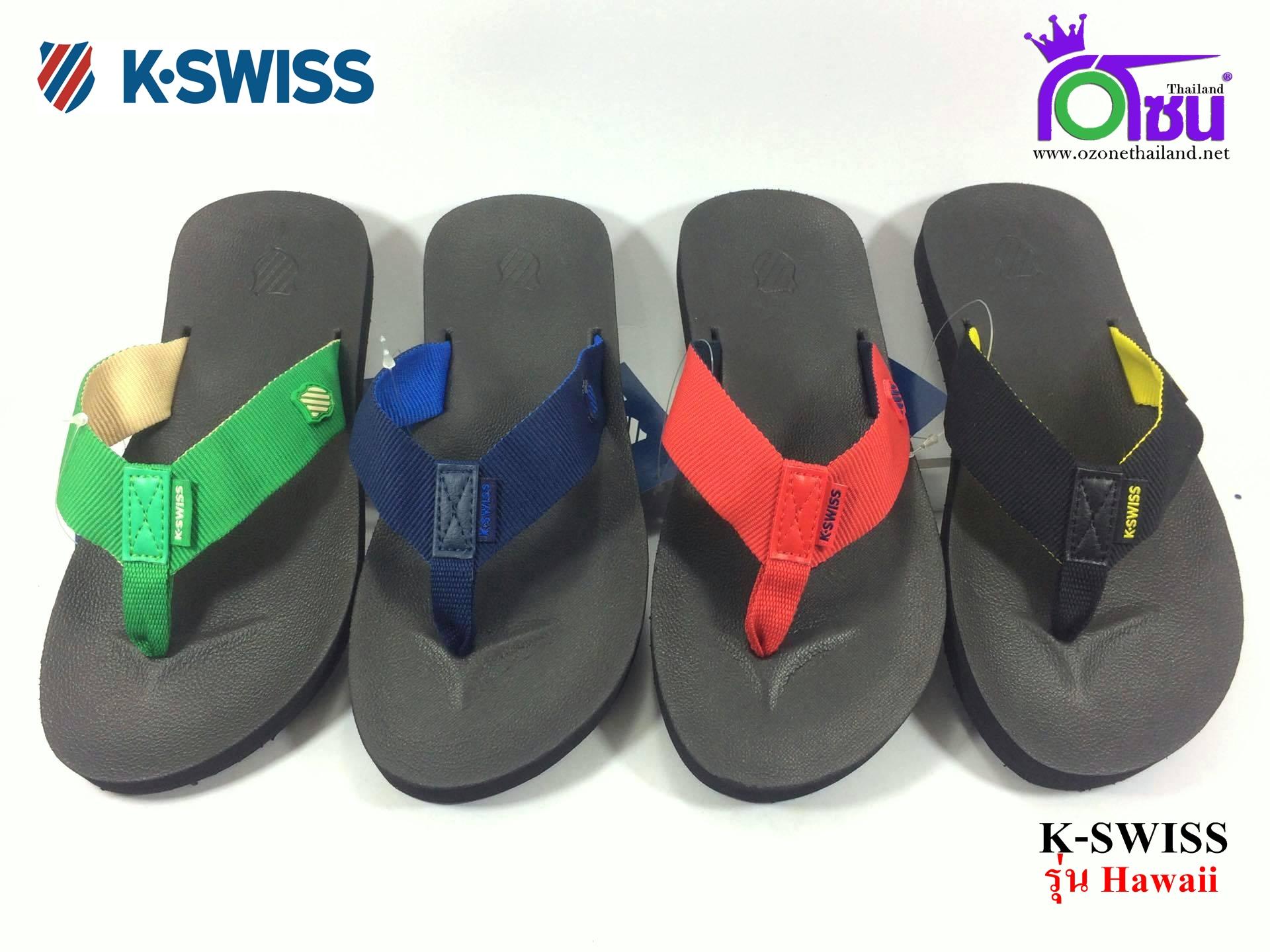 รองเท้าแตะ K-SWISS เคสวิส รุ่น Hawaii ฮาวาย เบอร์ 7-12