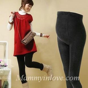 กางเกงเลคกิ้ง ขายาว : สีดำ รหัส PN001