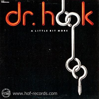 Dr.Hook - A Little Bit More 1976 1lp