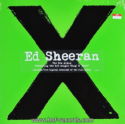 Ed Sheeran - X 2lp