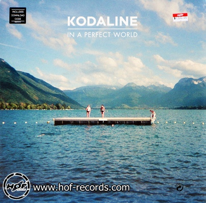 kodaline - in a perfect world 1lp new