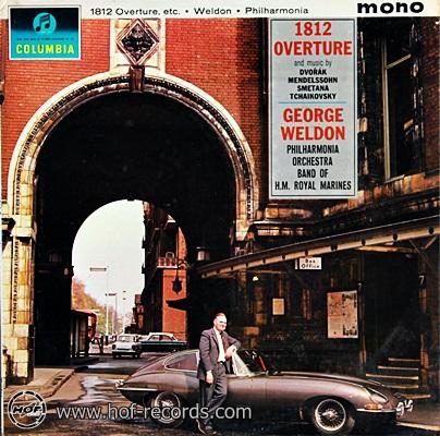 George Weldon - 1812 Overture 1lp